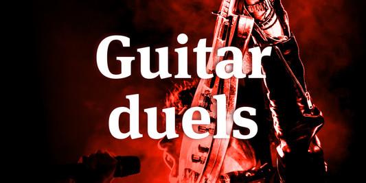 Guitar Duels